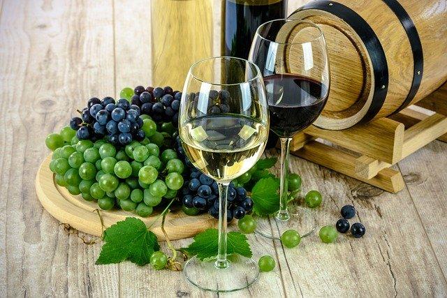 Wino białe